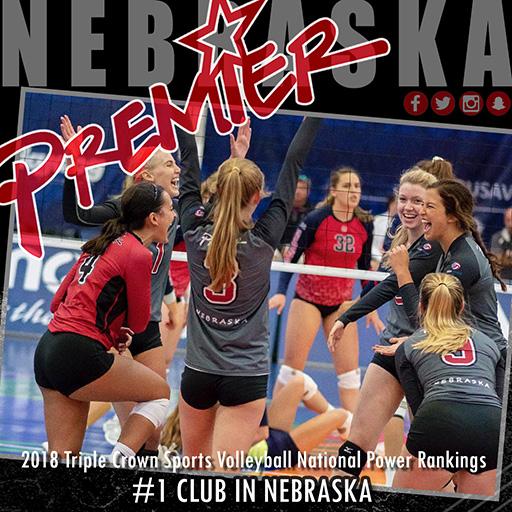 Premier Volleyball   Omaha, Nebraska